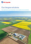 Our biogas solutions in the U.S.