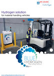 Clean transport : hydrogen-powered logistic platform