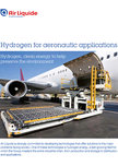 hydrogen for aicraft brochure cover