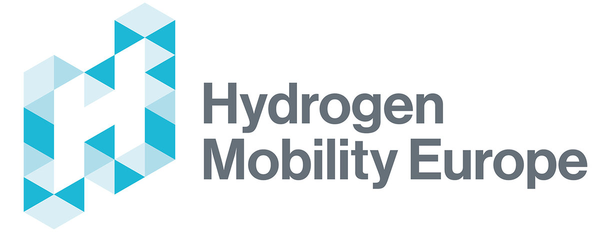 logo hydrogen mobility europe