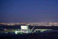 The new plant is located in North Las Vegas, Nevada