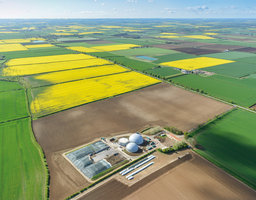 Biomethane for clean future