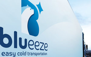 Blueeze : refrigerated transport