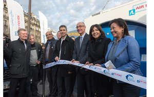 Hydrogen energy in Paris