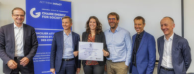 Air Liquide partners Grenoble École de Management's Energy for Society Chair