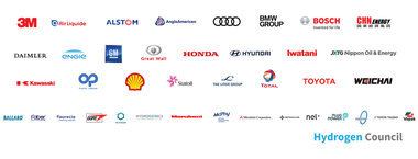 11 new members join the Hydrogen Council
