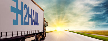 Air Liquide is joining forces with other European players in the heavy duty vehicle sector to launch H2Haul, a project that aims to develop a network of hydrogen stations and test zero-emissions commercial fleets in real conditions.