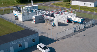 Air Liquide to continue operating HyBalance after the low-carbon hydrogen production facility has successfully completed its pilot phase