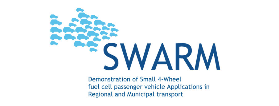 SWARM project : fuel cell passenger vehicles