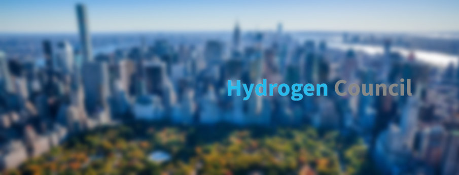 hydrogen council new york