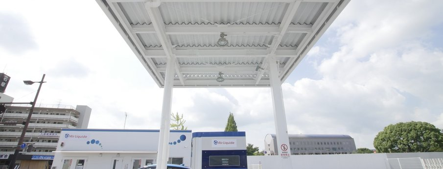 Air Liquide and 10 Japanese companies develop H2 in Japan