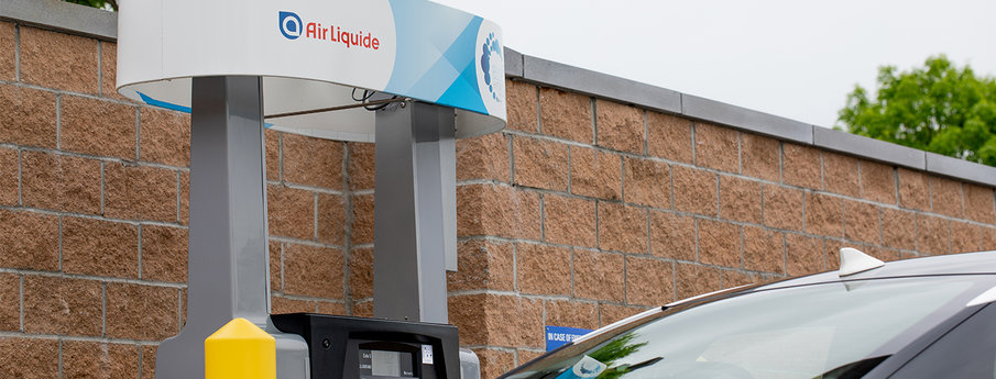 Air Liquide will contribute to Beijing 2022 Winter Olympics with its hydrogen equipment and technology