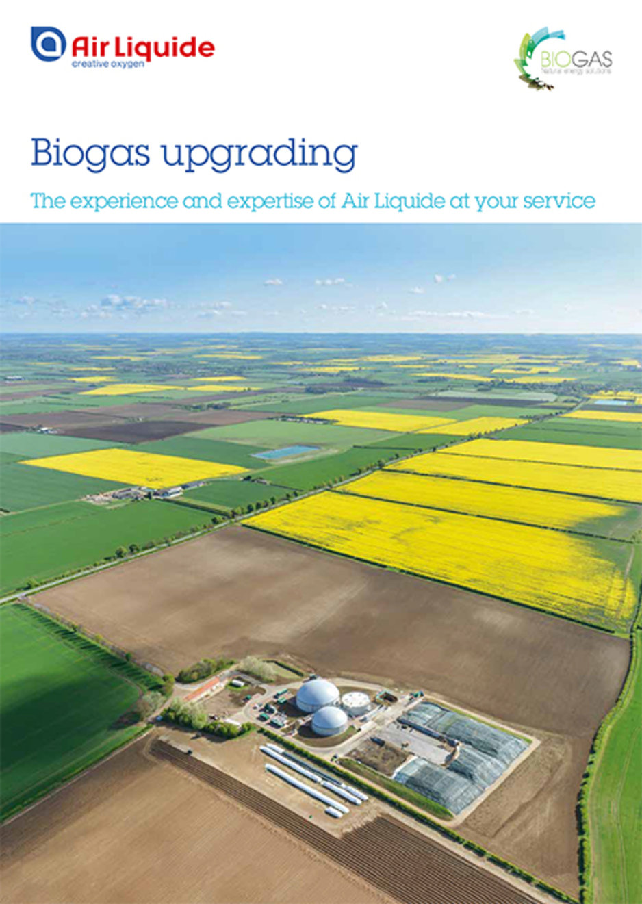 biogas brochure cover