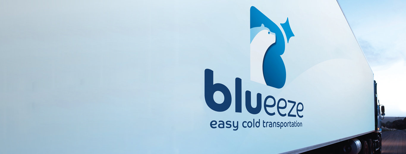 blueeze refrigeration solution for trucks